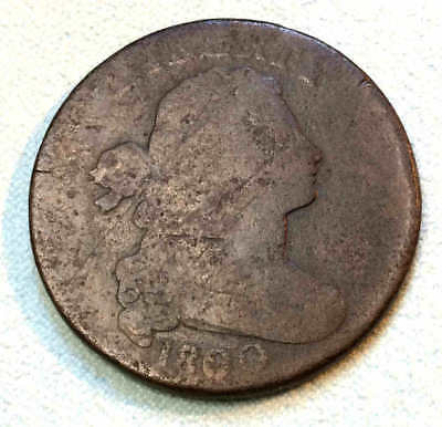 1800/79 Large Cent Sharp Nice Overdate
