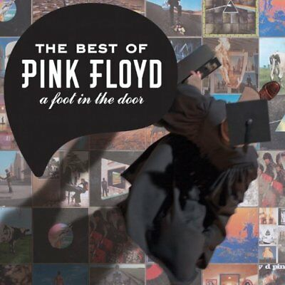 Pink Floyd - A Foot In The Door - The Best Of - Greatest Hits CD 2011 NEW/SEALED