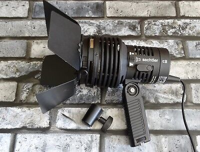 Sachtler Reporter 324H Lighting Unit - 300w with Barn Doors - Made in Germany