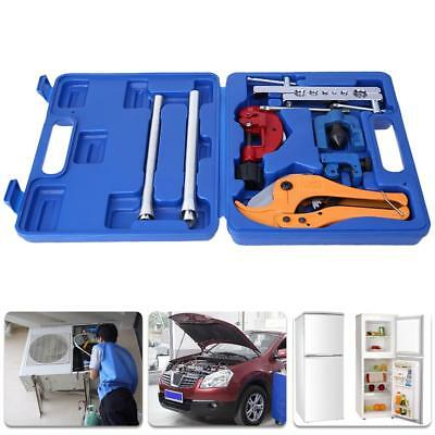 9pcs Tubing Cutter Refrigerator Air Conditioning Tube Cutter Pipe Repair Tools