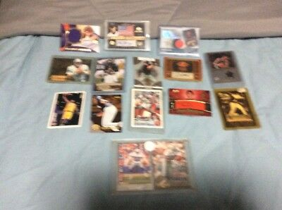 Lot Of 15 Mixed Cards Kevin Slowey, Oneil National Pride, Topp, Texas All Stars