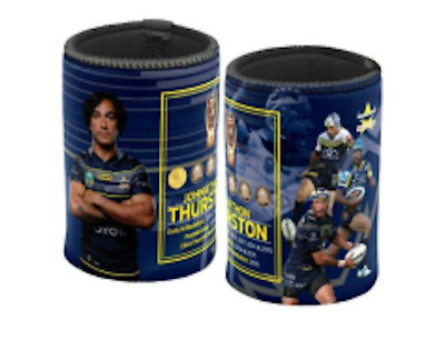 North Queensland Cowboys NRL Johnathan Thurston 2018 Retirement Stubby Holder