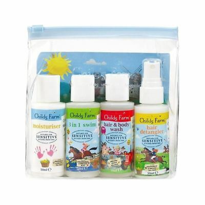Childs Farm Little Essential Kits 4 x 50ml - Pack of 2