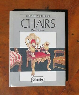 The Phillips Guide to Chairs 1989 - 160 pages - VGC