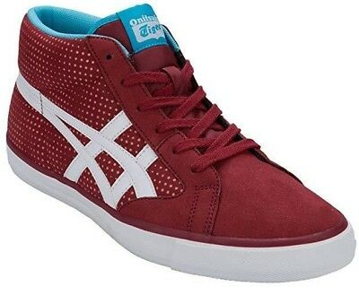 Womens Girls Childrens Onitsuka Tiger Farside Mid Trainers Shoes Size UK 4.5 5.5