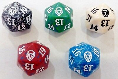 MTG Dadi Dice Life Counter - Segna Punti Vita Set completi e singoli Magic D20