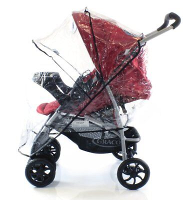 Rain Cover To Fit Hauck Disney Sport Stroller (Mirage RC)