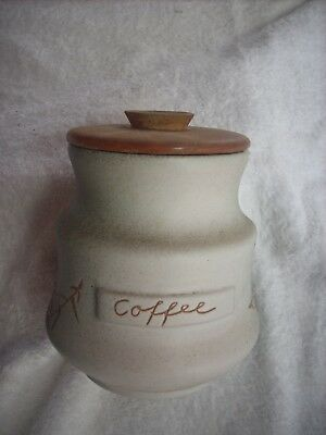 Ellis Coffee Canister Shape 57