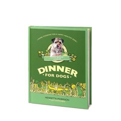Lily's Kitchen Dinner for Dogs Recipe Book - Pack of 4