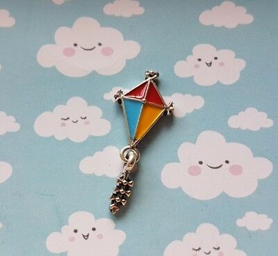 KITE metal and enamel toy for 1:24th scale dolls house nursery child UK SELLER