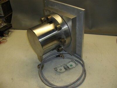 PARR HIGH PRESSURE MICROBALANCE CHAMBER 2000 PSI @ +30 C to -40 C