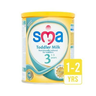 SMA Toddler Milk 1-3 Years Powder 400g - Pack of 4