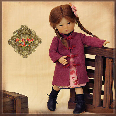 Ruby Red Galleria-New!-Ten Ping Qi Po Outfit(No Doll)Ha0033A