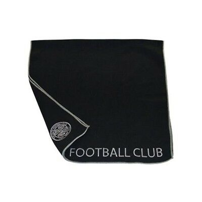 Celtic Aqualock Golf Caddy Towel - Black
