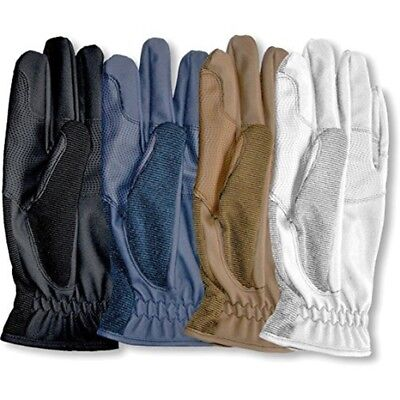 Mark Todd Super Riding Gloves - Size : Extra Large - Colour : Navy - Adult