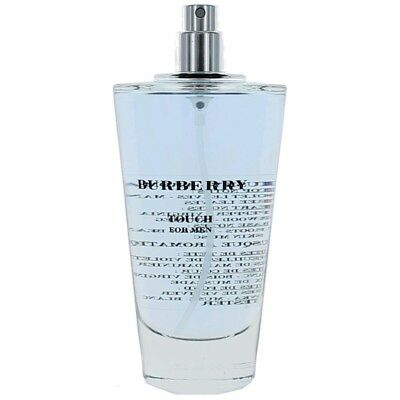 Touch by Burberry, 3.3 oz EDT Spray for Men Tester