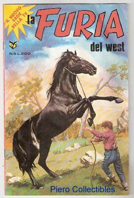 La Furia of the West # 5 Cenisio 1977