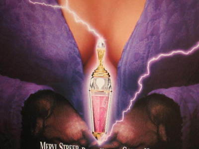 Death Becomes Her Meryl Streep Hawn Willis Original Advance Theatre Mini Poster