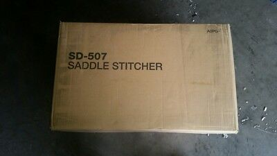 Konica Minolta SD-507 Saddle Stitcher NEW!