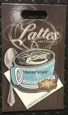 Disney Trading Pin Latte Lattes With Character Series Olaf August 2018