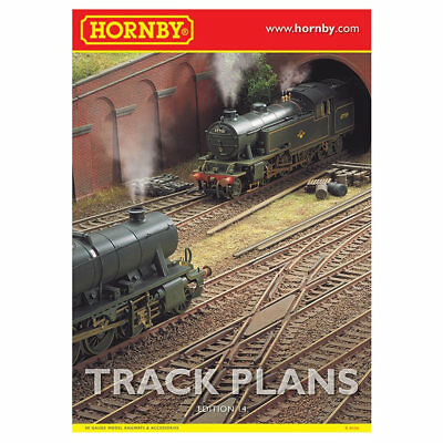 HORNBY R8156 Track Plans Book Edition 14