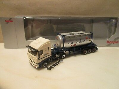 HERPA   ---   Cont.   SZ     --   Sped.  KUBE & KUBENZ --  IVECO