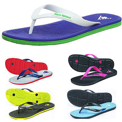 b161acb42e4 Aqua Sphere HAWAII Flip Flops Aqua Shoes Mens Ladies Womens Swimming Pool  Swim