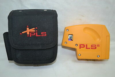 PLS 5 Pacific Laser Systems 5 Point Self Leveling Laser
