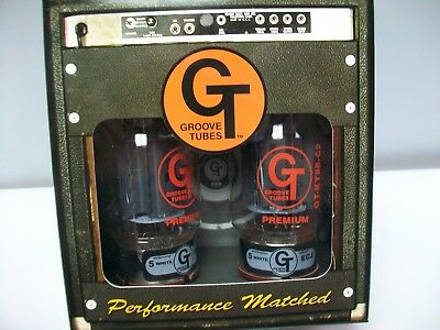 Groove Tubes Kt-88 Matched Pair