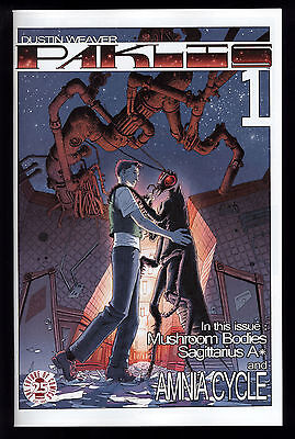 Paklis (2017) #1 Color Variant Cover Image 25th Ann Blind Box Dustin Weaver NM-