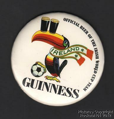 1994 Guinness Official Beer of the Irish World Cup Team Pin