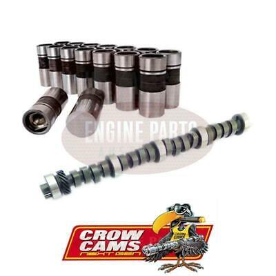 Crow Cams Ford V8 351 302 Cleveland Economy Towing LPG Camshaft & Lifters Kit