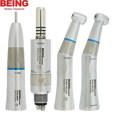 BEING Dental INTRAmatic Contra Angle Air Motor Straight Low Speed Handpiece KAVO