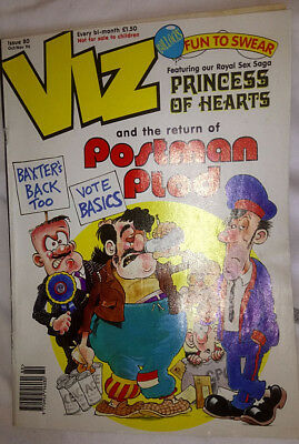 VIZ COMIC    No 80  OCT 96