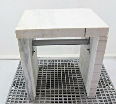 "Marble Anti-Vibration Isolation Table L28"" x W 22"" x H 32"" #1"