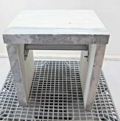 """Marble Anti-Vibration Isolation Table L28"""" x W 22"""" x H 32"""" #3"""