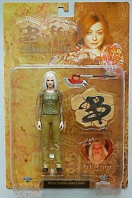 Buffy the vampire Slayer figurine White witch Willow action figure mint in box