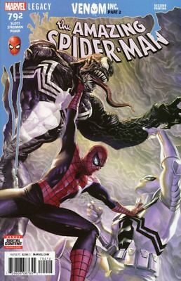 Amazing Spider-Man #792 Near Mint Second Print Bagged And Boarded