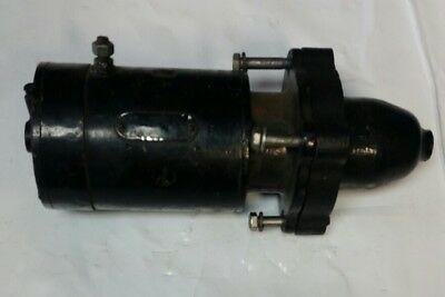 Continental Industrial Starter 4 - 6 Cylinder  Many Others Delco With Spacer