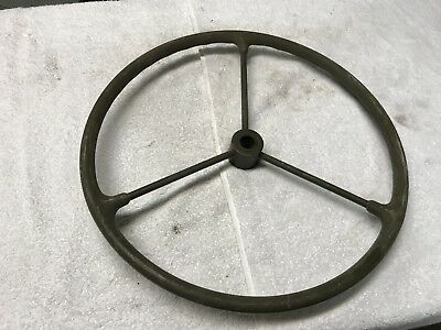 Original Steering Wheel  Ford GPW GPA Willys MB Army Jeep Slat Grill Military
