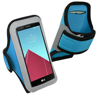 Armband Exercise Gym Jogging Biking Case LG G4 H815 G3 Vigor LS885 Nexus 5X H790