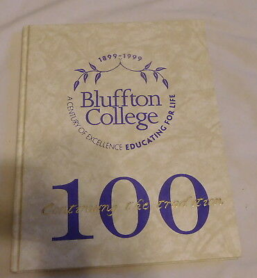 Buffton college Ohio Ista Yearbook 1999 100 years counting the tradition