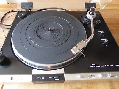 JVC JL-F50 Professionel Direct Drive Automatic Turntable High Fidelity- TOP !