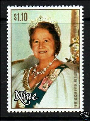 Niue 1980 Queen Mother 80th Birthday SG 364 MNH