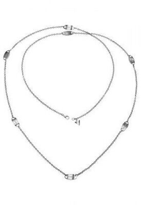 Guess Steel Women's Necklace usn11001 Stainless Steel