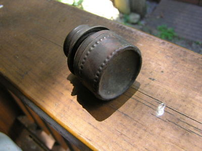 Spare carbide miner tin for miners light
