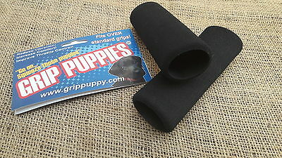 Grip Puppies 2 Griffgummies für BMW R1200 GS+Adv. BJ. 2004-2012 Tourengriffe