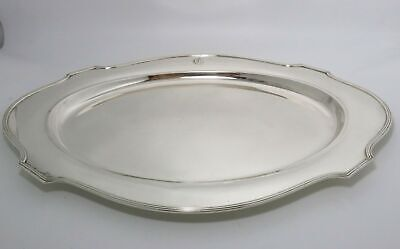 Gorham Plymouth Sterling Silver Platter Tray