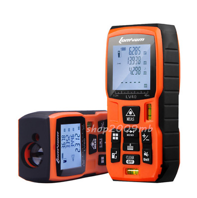 40M 60m 80m 100m Laser Rangefinder Digital Laser Distance Meter battery-powered