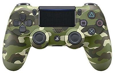 Sony DualShock 4 Wireless Controller, camouflage, PlayStation